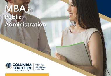 MBA IN PUBLIC ADMINISTRATOR