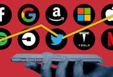 Vốn hóa Apple, Amazon, Microsoft, Facebook lớn hơn GDP của những nước nào?